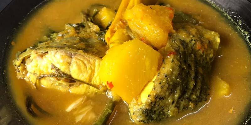 Resipi Ikan Siakap Masak Kengsom