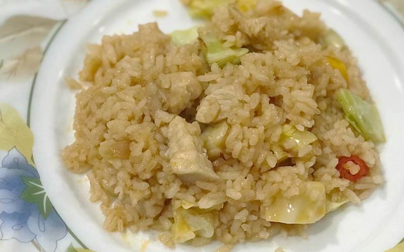 Nasi Goreng Tomyam
