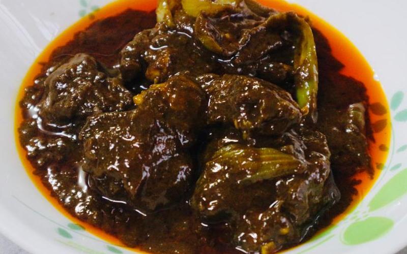 Resipi Kerutuk Daging Kelantan