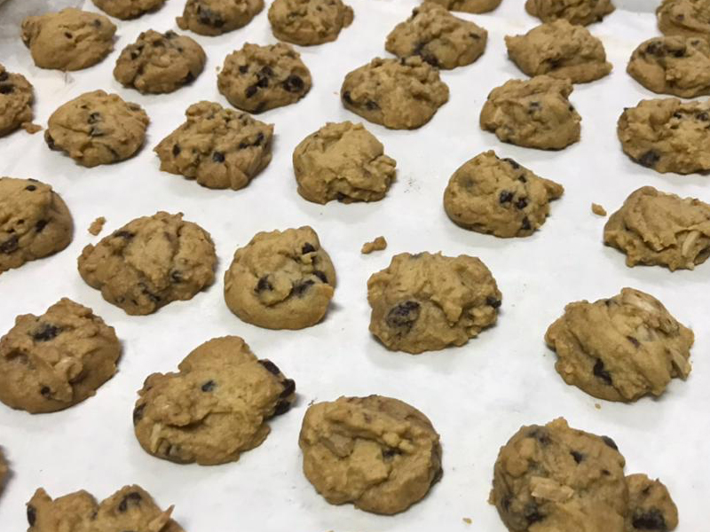 Resipi Biskut Chocolate Chip Ala Famous Amos